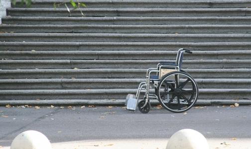 Фото №1 - Инвалидам готовят спуск в метро