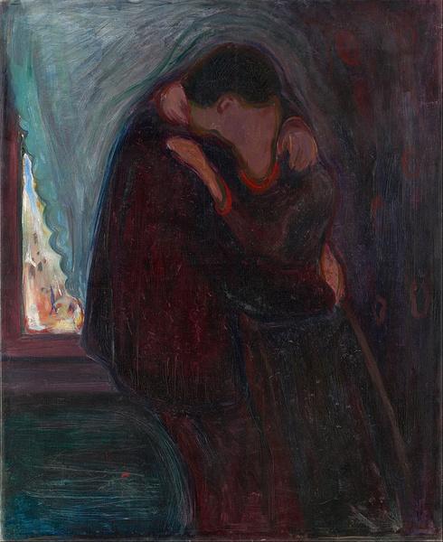 Фото №5 - Искусство поцелуя: 6 страстных картин, которые круче любой валентинки