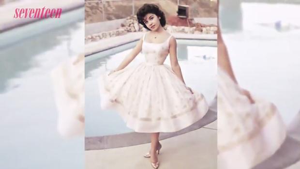 Фото №6 - Как изменился дизайн выпускного платья за последние 80 лет