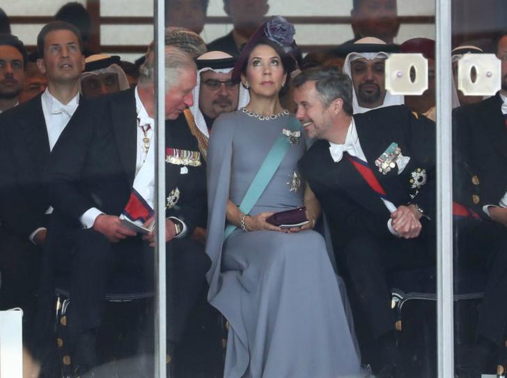 Фото №2 - Почему герцогиня Камилла не сопровождала принца Чарльза в Японию