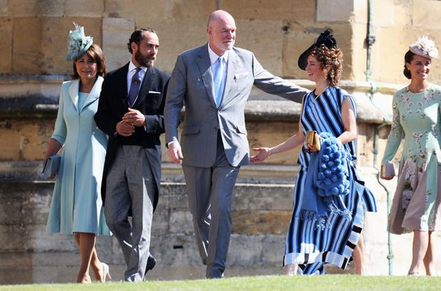 Фото №30 - Свадьба Меган Маркл и принца Гарри: как это было (видео, фото, комментарии)