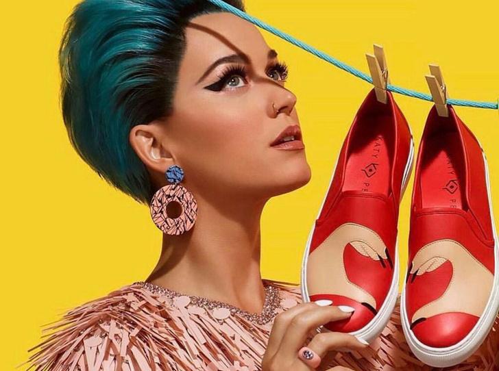 Фото №1 - Кэти Перри, Сара Джессика Паркер и другие звезды, создающие обувь