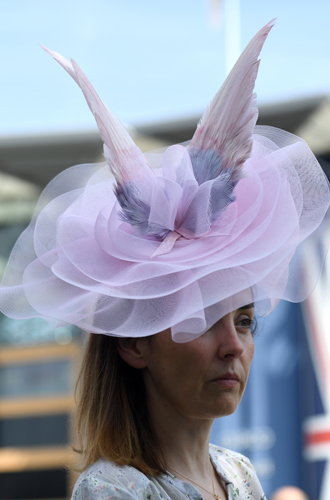 Фото №47 - Короли и шуты: гости Royal Ascot 2017, день 2