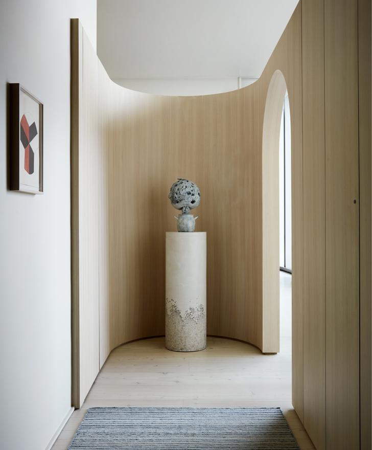 Фото №11 - Дизайнерские апартаменты с видом на Гудзон