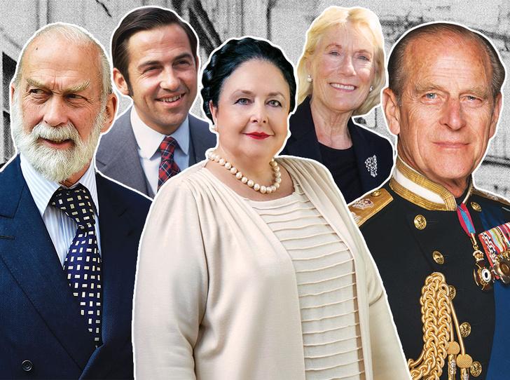 Фото №1 - Как выглядят современные потомки Романовых?