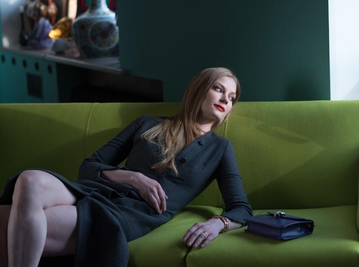 Фото №2 - Светлана Ходченкова в декабрьском номере журнала Marie Claire