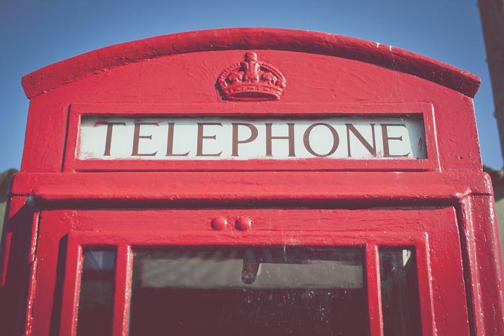 Фото №1 - В Великобритании открылся музей в телефонной будке