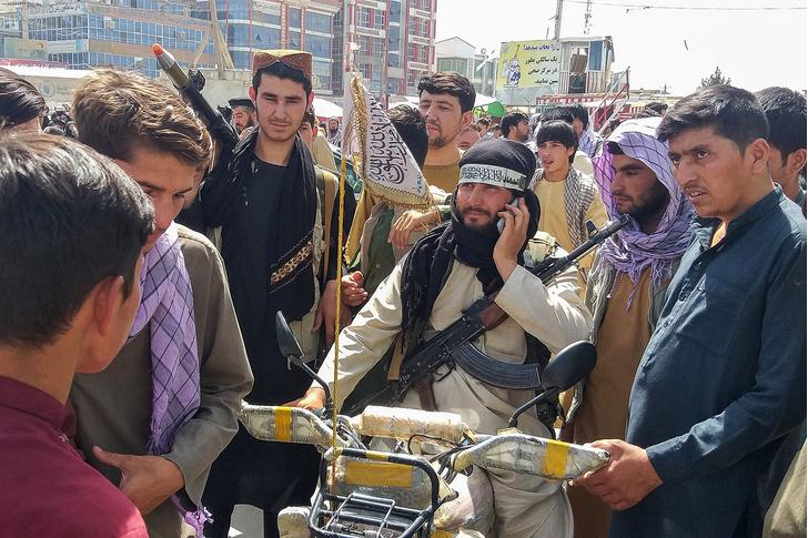 Фото №3 - Как социальные сети помогли талибам взять под контроль Афганистан