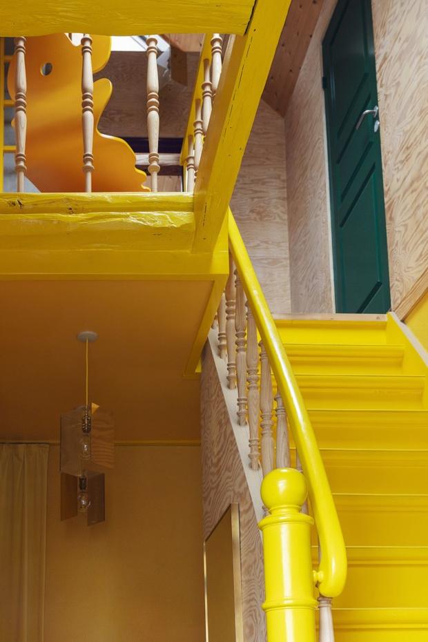 Фото №5 - Яркий дом в Копенгагене