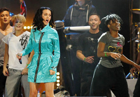 Кэти Перри на MTV EMA