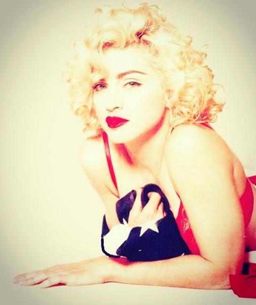 Тело как улика. Как Мадонна сделала себя сама
