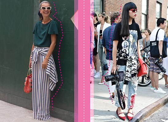 Фото №4 - Street style: Лучшие образы с NYFW
