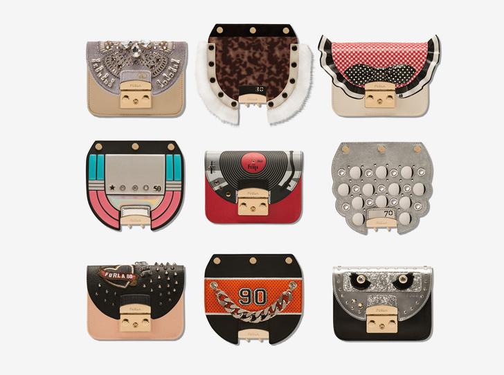 Фото №4 - Старт продаж новых сумок Metropolis эксклюзивно к юбилею Furla