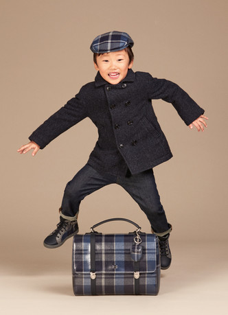 Фото №12 - Модные школьники: детская коллекция Dolce&Gabbana осень-зима 16/17