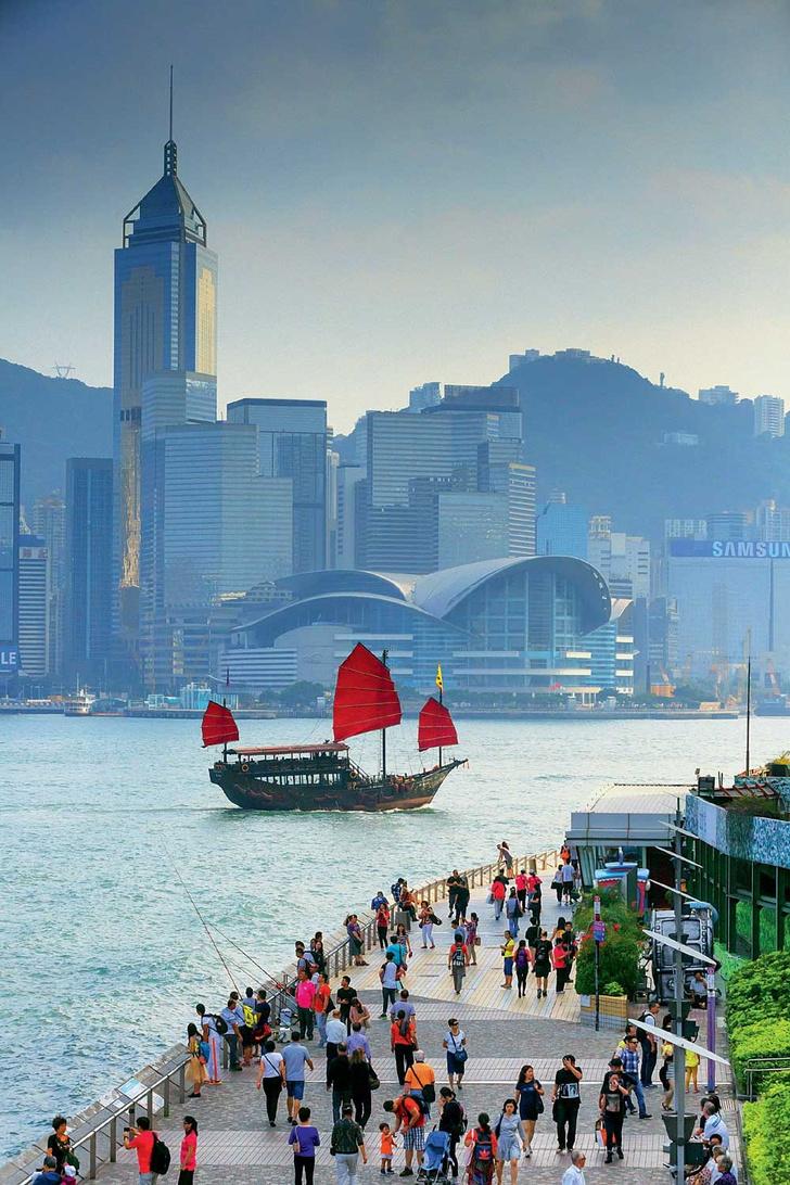 Фото №3 - Гонконг: песнь воды и ветра