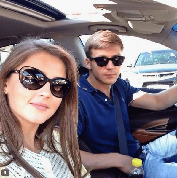 Фото №1 - Звездный Instagram: Селфи в машине