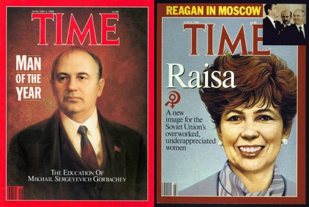 Фото №1 - Последний первый президент. Какой след оставил Михаил Горбачев в поп-культуре