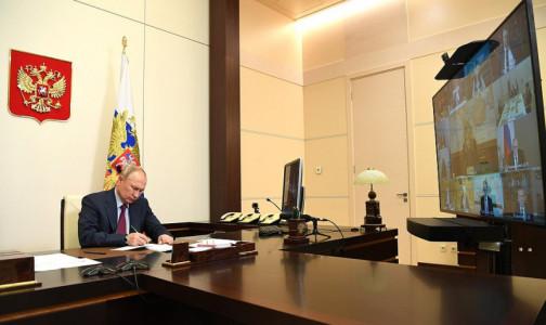 Фото №1 - Для всех, быстро и бесплатно: Путин прокомментировал ситуацию с лекарствами для амбулаторных пациентов