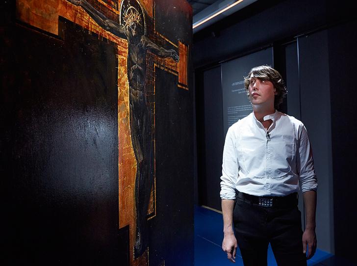 Фото №2 - Выставка Александра Купаляна  «Возвращение к шедевру» в арт-галерее VS unio