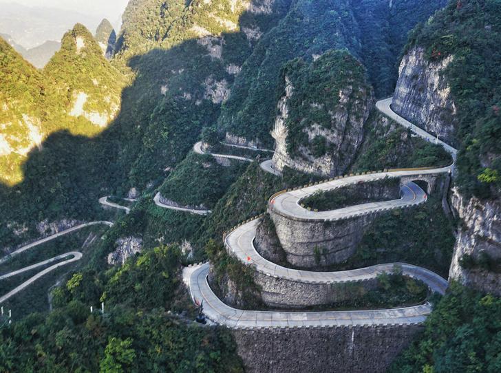 Фото №3 - 10 самых впечатляющих горных пейзажей мира