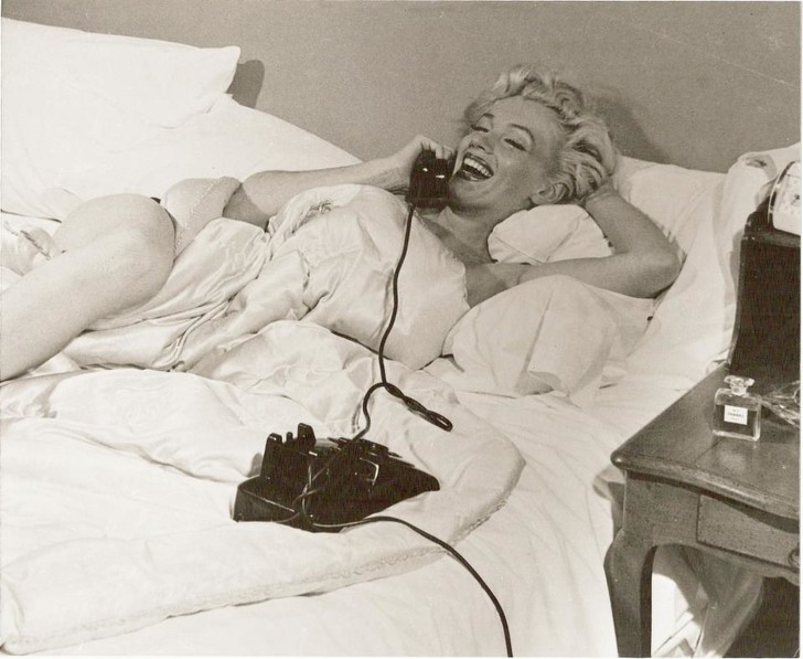 Мэрилин Монро и аромат Chanel № 5