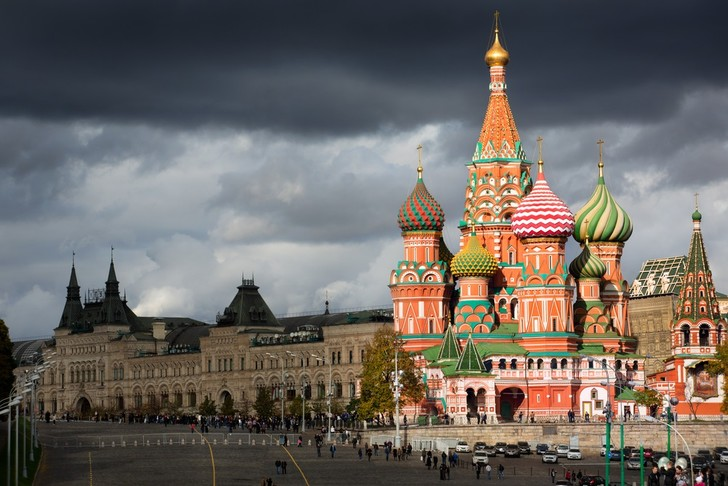Фото №1 - Пять звезд: Московский Кремль в цифрах