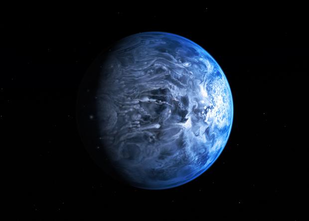 Фото №3 - Фантастам и не снилось: 6 самых невероятных планет во Вселенной