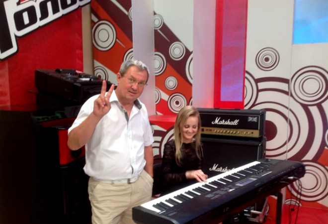 Шоу Голос 4 сезон поединки Яна Башкирева и Екатерина Чистова видео фото