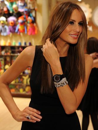 Фото №5 - Время Первых леди: какие часы носят жены президентов США
