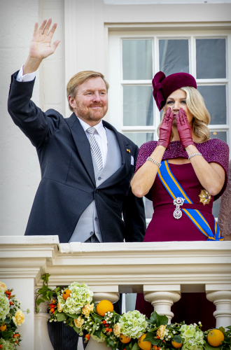 Фото №3 - Король Виллем-Александр выступил в Парламенте в День принца