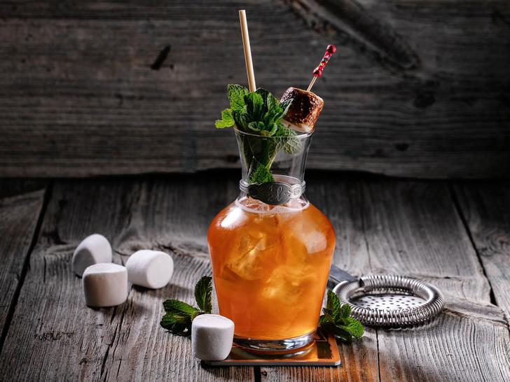 Фото №4 - Легкость бытия: 5 необычных коктейлей с шампанским