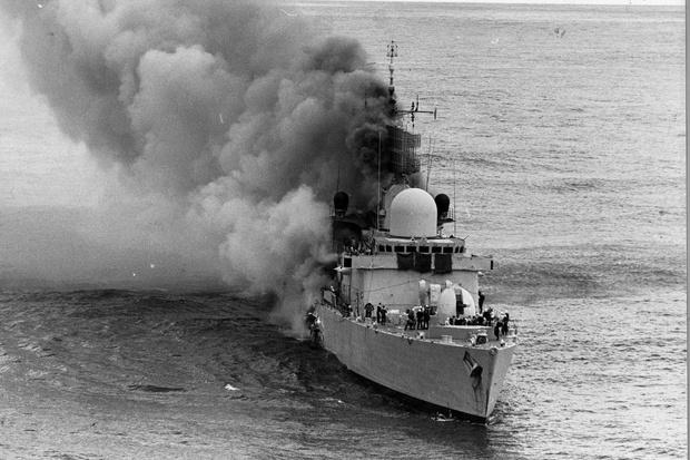 Фото №6 - Маленькая победоносная война наоборот:что случилось на Фолклендах