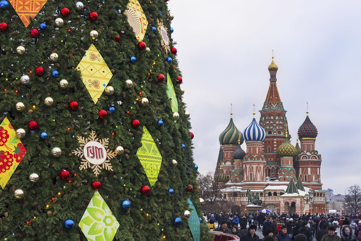 Фото №1 - В 2015 году Россию посетило рекордное число туристов