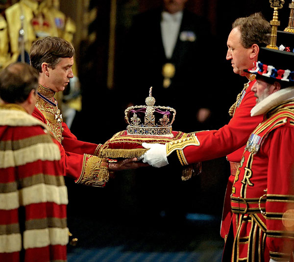 Фото №11 - Британский парламент глазами прислуги