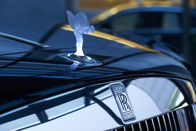 Фото №10 - Spirit of Ecstasy: легенда о «Летящей Леди» Rolls-Royce