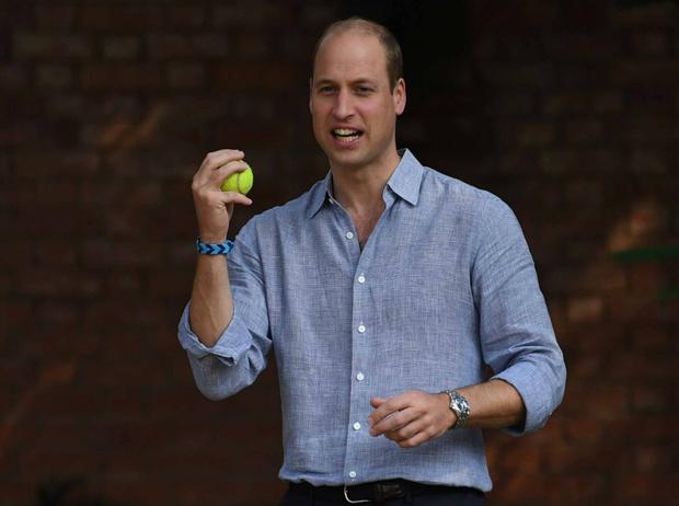 Фото №4 - Всегда с собой: единственное украшение, которое носит принц Уильям