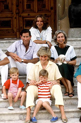 Фото №36 - Принц Уильям: история в фотографиях