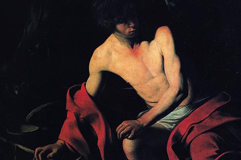 Иоанн Креститель Караваджо