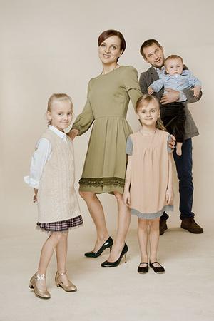 Фото №2 - Мария Макарова: семейная жизнь «Маши» из «Медведей»