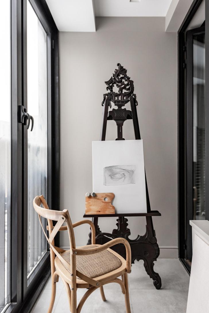 Фото №9 - Квартира 45 м²: в гостях у дизайнера Леси Печенкиной