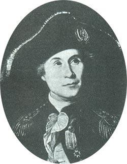 Фото №1 - «Пират-янки » — адмирал русского флота