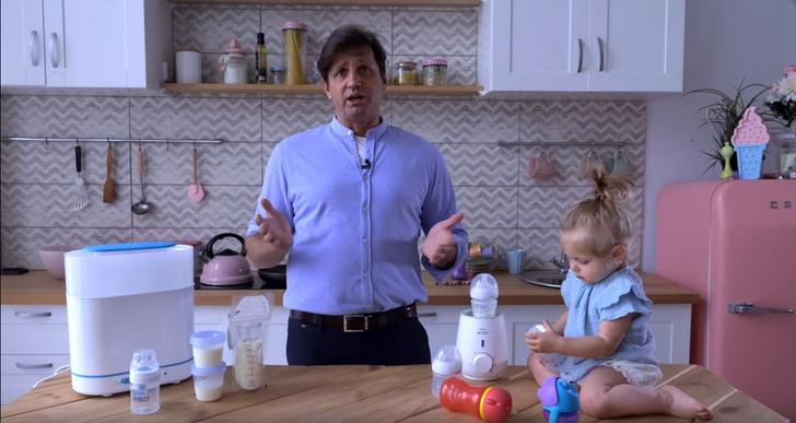 Фото №1 - Что такое банк грудного молока и как он спасет Новый год? YouTube-шоу MAXIM «Альфа-отец»