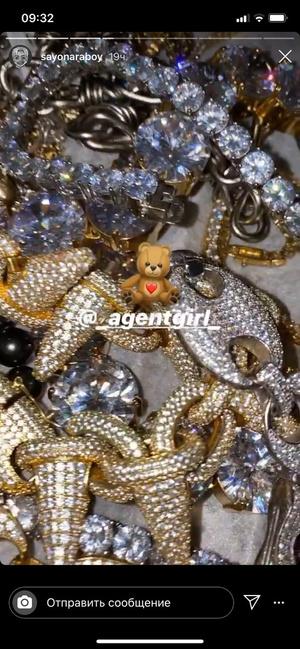 Фото №2 - Настя Ивлеева подарила Элджею бриллиантовые часы за 7 миллионов