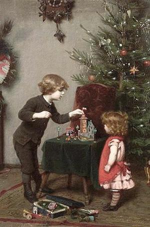 Фото №13 - Как отмечали Рождество в Русской императорской семье