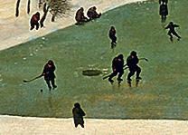 Фото №8 - «Охотники на снегу» Брейгеля: 9 интересных фактов