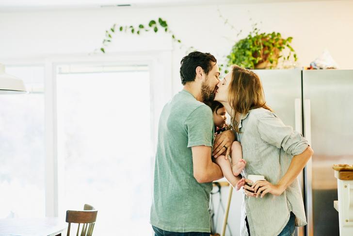 Фото №3 - Молодые родители: как вернуть секс в семью