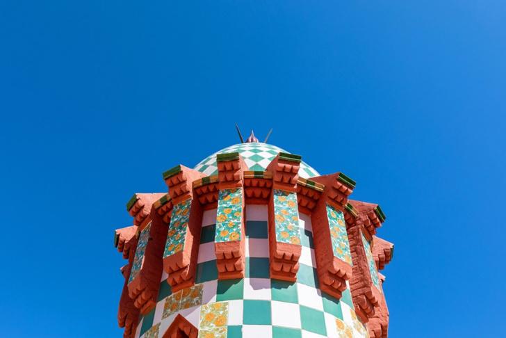 Фото №13 - Casa Vicens Антонио Гауди в Барселоне сдается через Airbnb