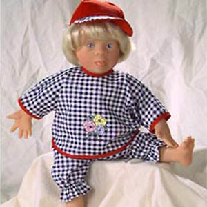 Фото №1 - Куклы с синдромом Дауна