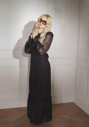 Фото №4 - Кружевные платья и викторианские воротнички: H&M представил новую коллаборацию с The Vampire's Wife