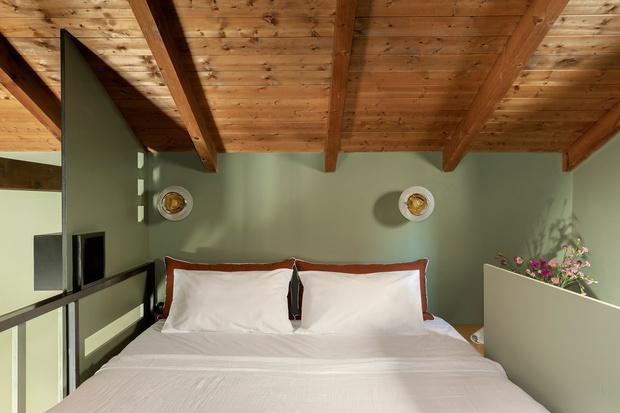 Фото №4 - Дизайнерский гостевой дом в Афинах
